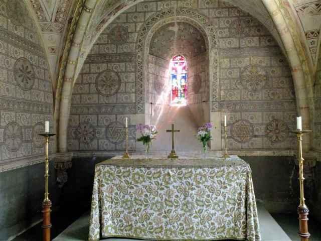 HAMPNET CHURCH COTSWOLDS