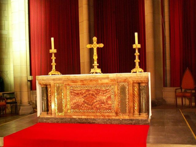 High Altar St Johns Brisbane