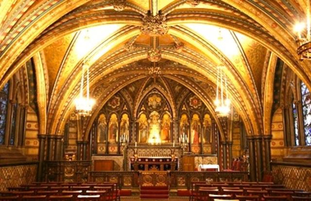 Saint Mary Undercroft