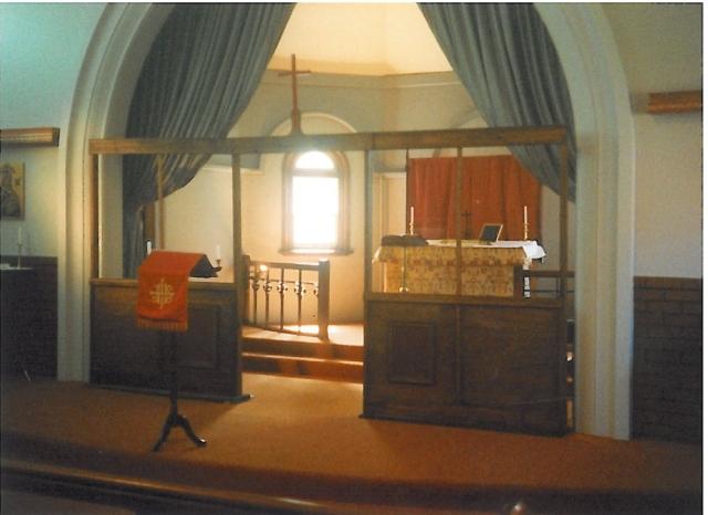 St.Dyfan West Hobart chapel 2