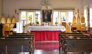 ASSUMPTION OF MARY MONASTERY EISENBERGEN