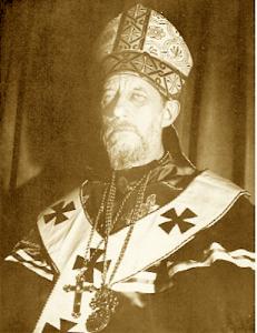 Bishop Jean-Nectaire