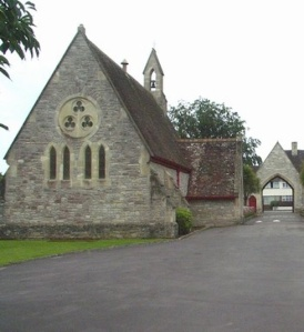 CHRISTCHURCH CEMETERY CHAPEL