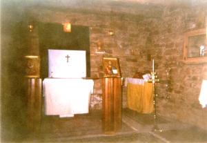 Saint Marcel Chapel interior