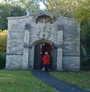 St Peter's church chapel